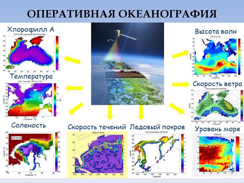 Оперативная океанография